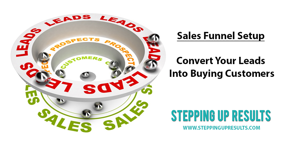 Steps to Create Sales Funnels